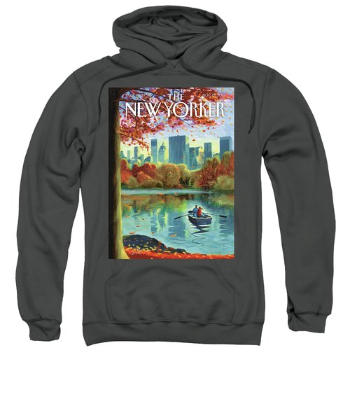 Autumn Central Park Sweatshirt