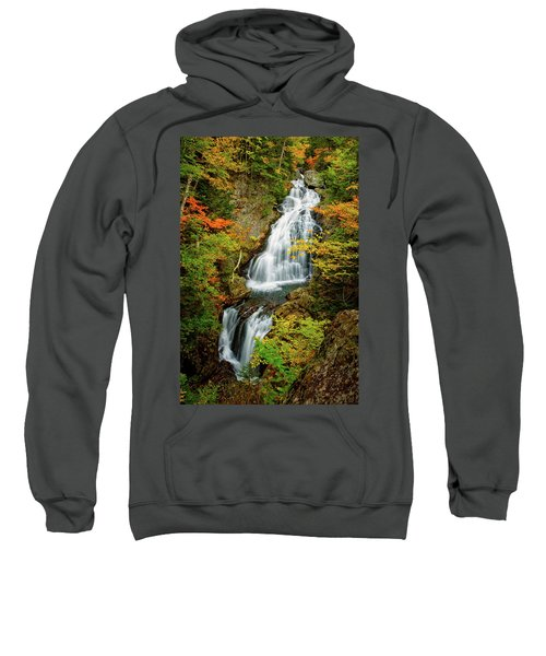 Autumn Falls, Crystal Cascade Sweatshirt
