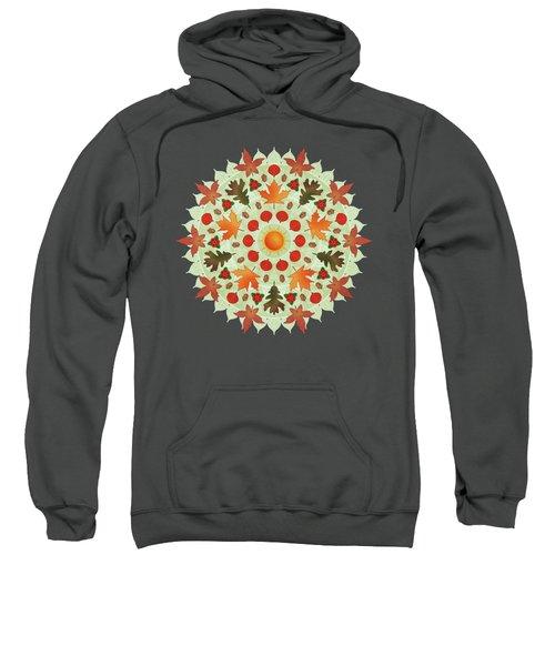 Autumn Mandala Sweatshirt