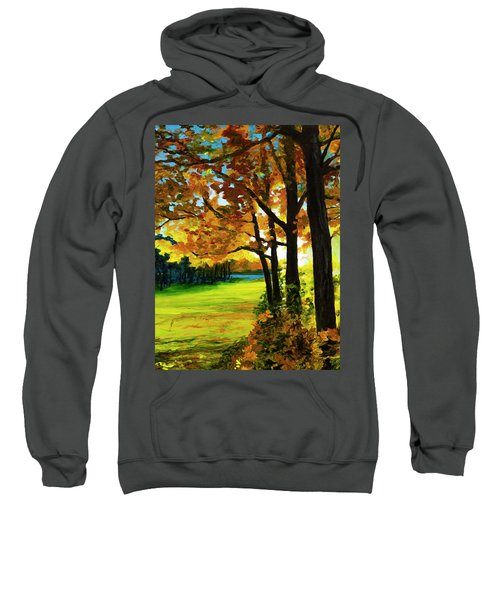 The Sun Will Rise With Healing In His Wings Sweatshirt
