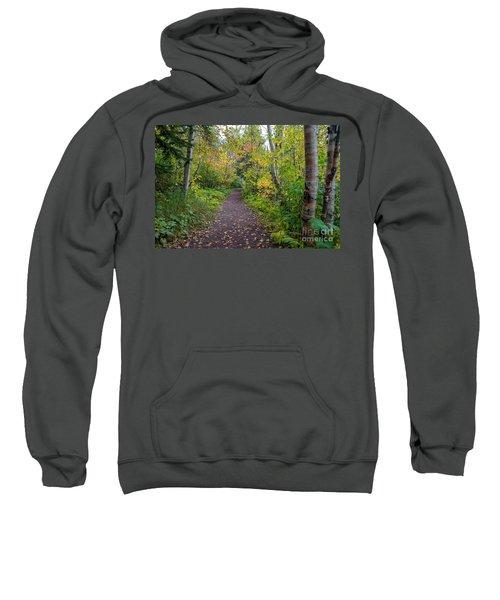 Autumn Woods Sweatshirt