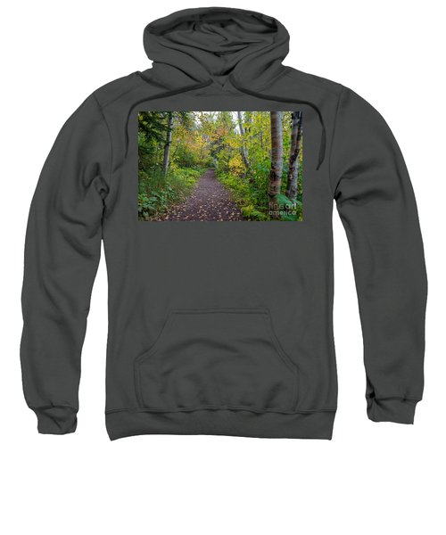 Autumn Woods Sweatshirt