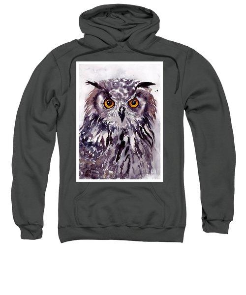 Baby Owl Sweatshirt