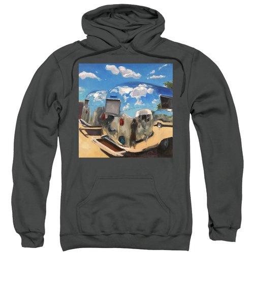 Baby's At The Polisher's Sweatshirt