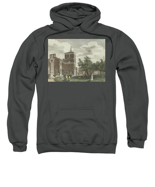 Back Of State House Sweatshirt