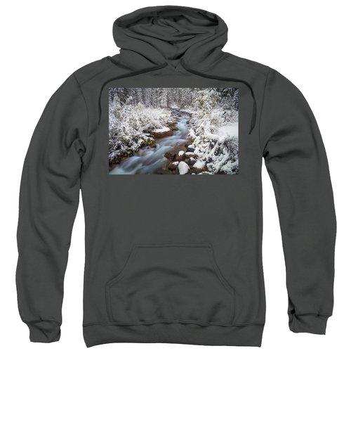 Banff Winter Creek Sweatshirt