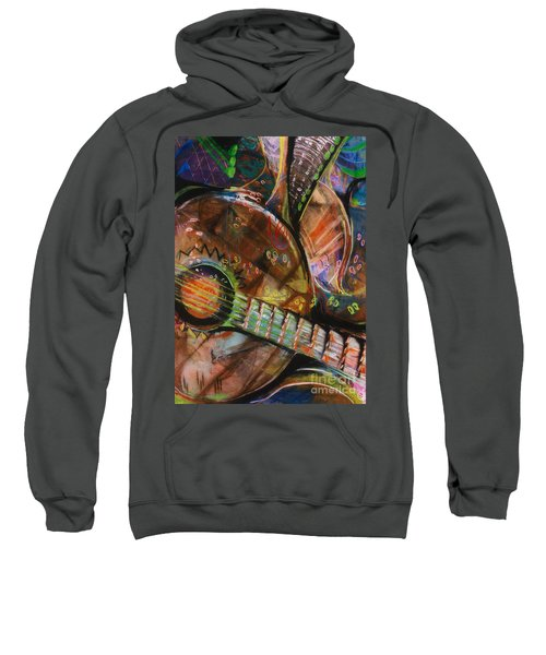 Banjos Jamming Sweatshirt