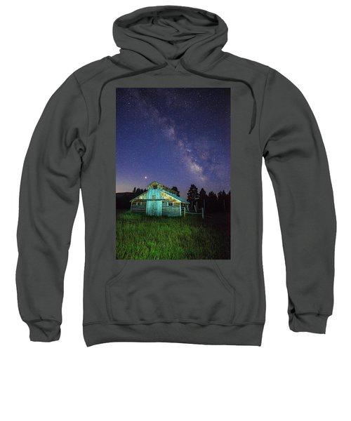 Barn In Rocky 2 Sweatshirt