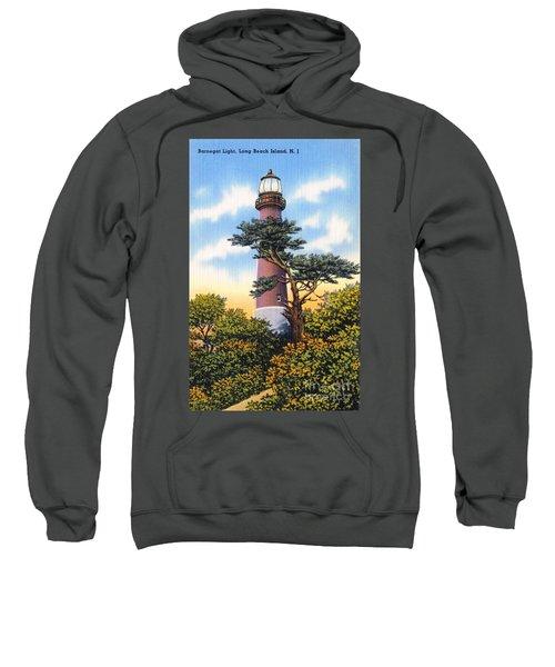 Barnegat Light - With Text Sweatshirt