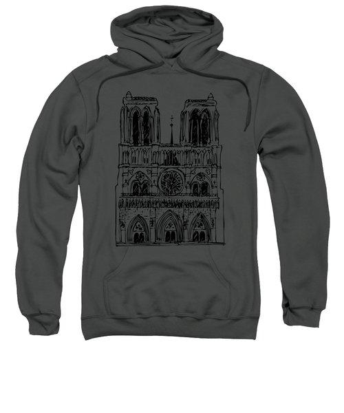 Basilica Notre Dame Sweatshirt