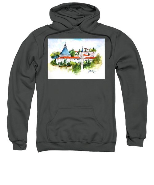 Basillica Of Annunciation Sweatshirt
