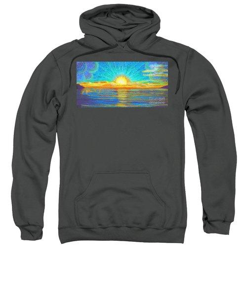 Beach 1 6 2019 Sweatshirt