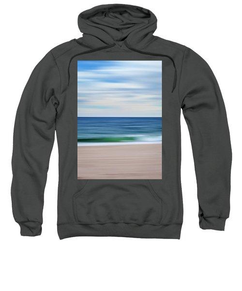 Beach Blur Sweatshirt
