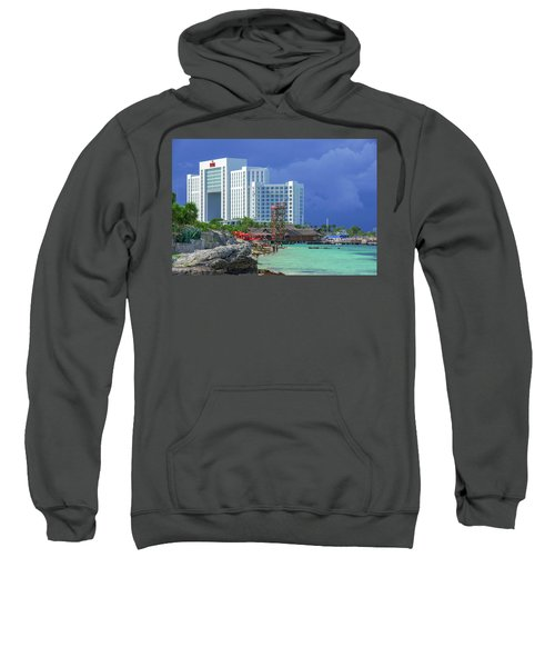 Beach Life In Cancun Sweatshirt