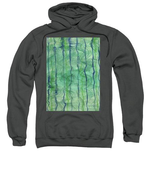 Beach Water Lines Sweatshirt