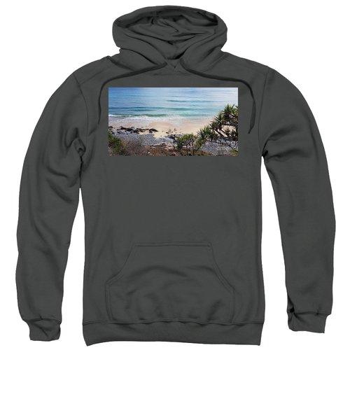 Beautiful Noosa Beach  Sweatshirt