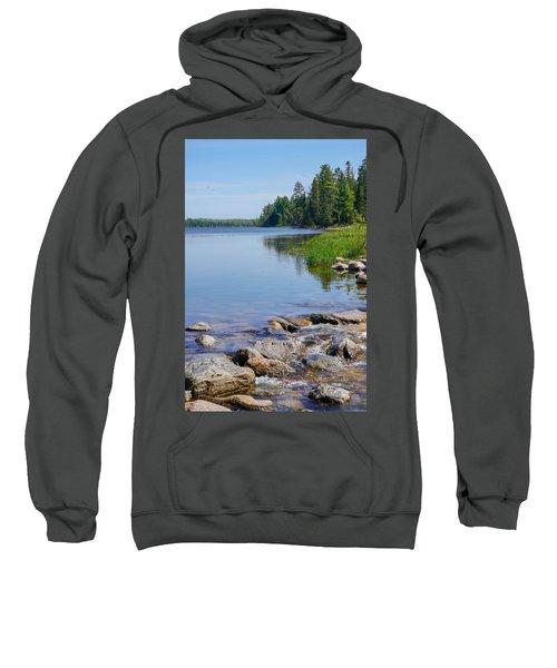 Beginning Of A Journey Sweatshirt