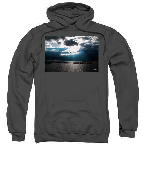 Beginning Of The End Of The Day Sweatshirt