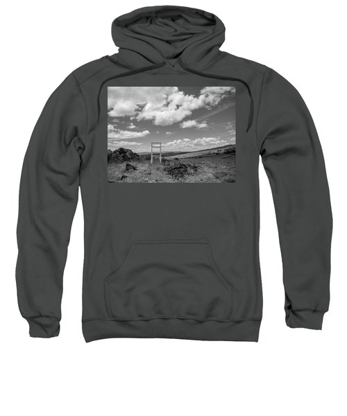 Beyond Here The Chair Project Sweatshirt