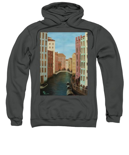 Beyond The Grand Canal Sweatshirt