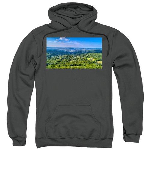 Binghamton Aerial View Sweatshirt