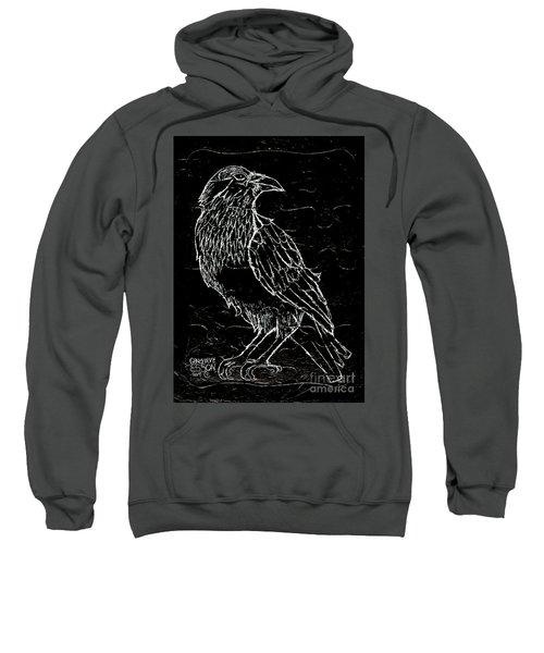 Black Raven Sweatshirt