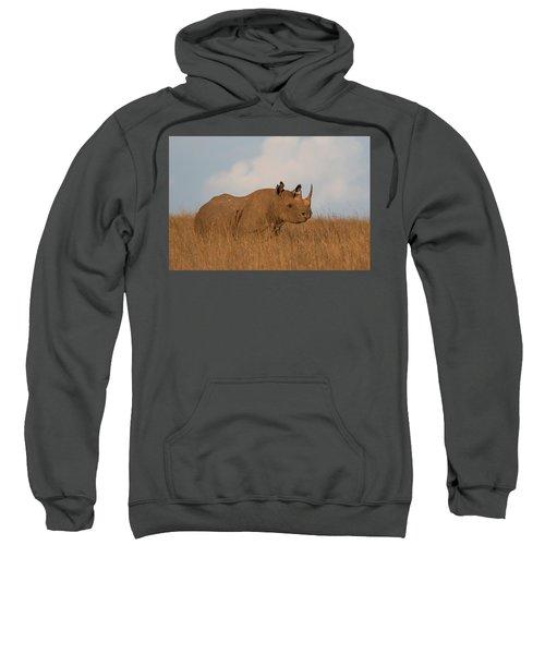 Black Rhino Sweatshirt