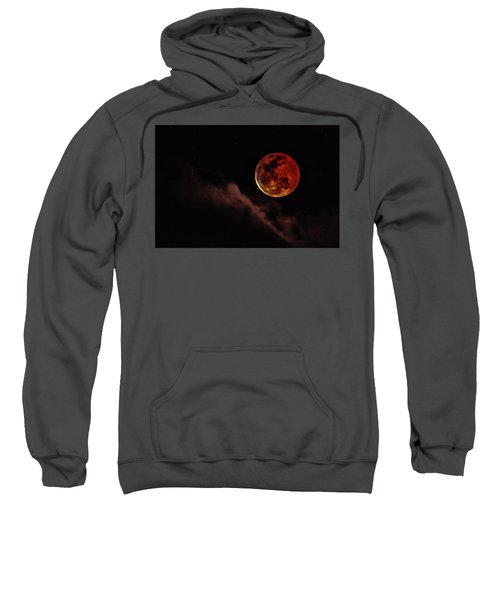 Blood Moon Rising Sweatshirt