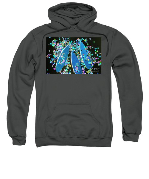 Blue Boarding Bay Sweatshirt