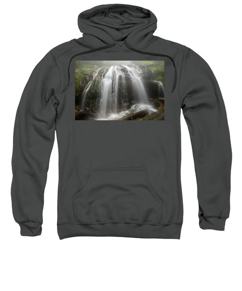 Blue Ridge Mountain Falls Sweatshirt