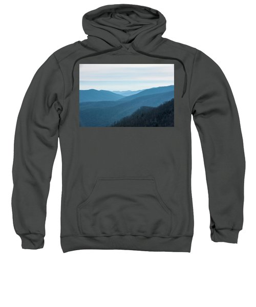 Blue Ridge Mountains Sweatshirt