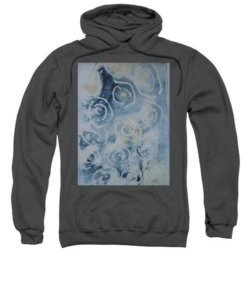 Blue Spirals Sweatshirt