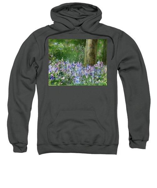 Bluebells Under The Trees Sweatshirt