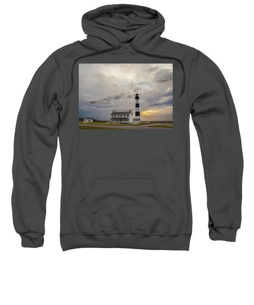 Bodie Island Lighthouse No. 2 Sweatshirt