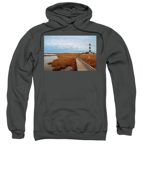 Bodie Island Lighthouse No. 3 Sweatshirt