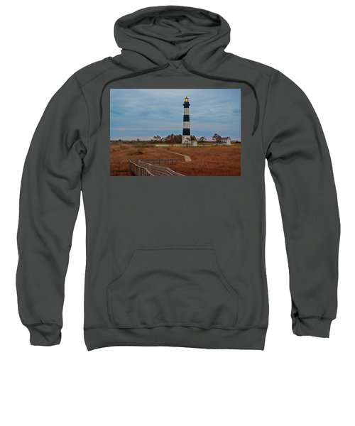 Bodie Island Lighthouse No. 4 Sweatshirt