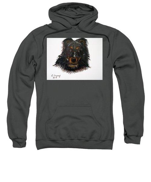 Border Collie Cross  Sweatshirt