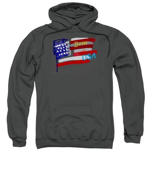 Born In The Usa - T-shirt Sweatshirt