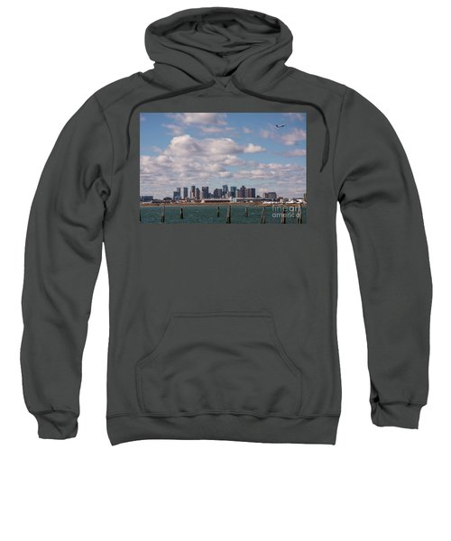 Boston Cityscape Sweatshirt