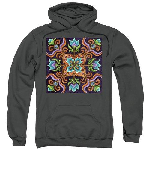 Botanical Mandala 12 Sweatshirt