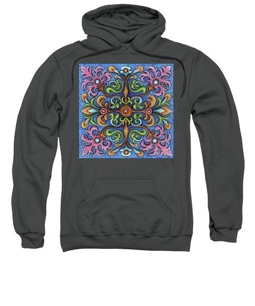 Botanical Mandala 2 Sweatshirt