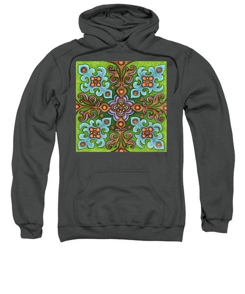 Botanical Mandala 4 Sweatshirt