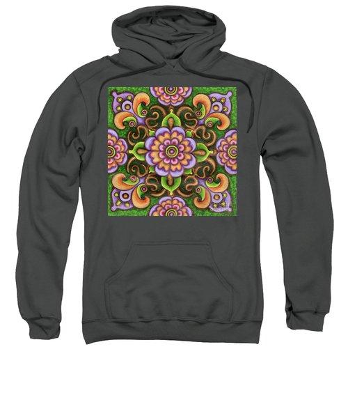 Botanical Mandala 5 Sweatshirt