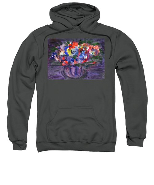 Bouquet In The Dark Sweatshirt
