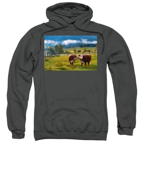 Bovine Love Sweatshirt