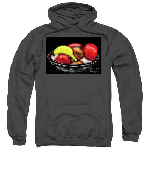 Bowl Of Fruit Sweatshirt