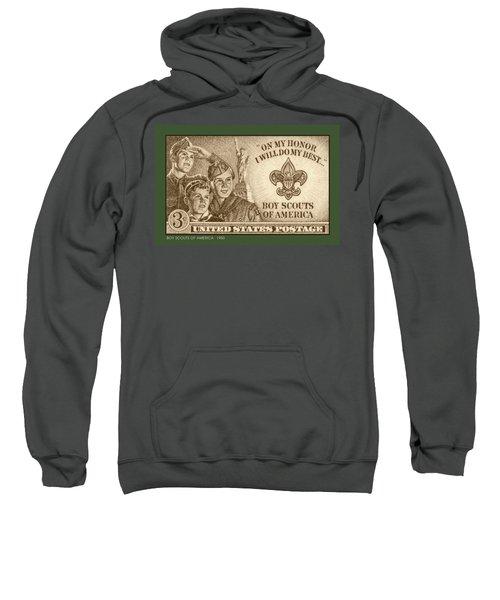 Boy Scouts 1950 Sweatshirt