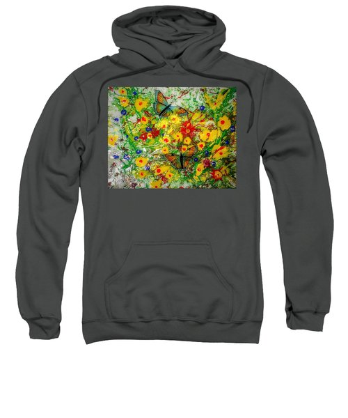 Butterfly Delight Sweatshirt