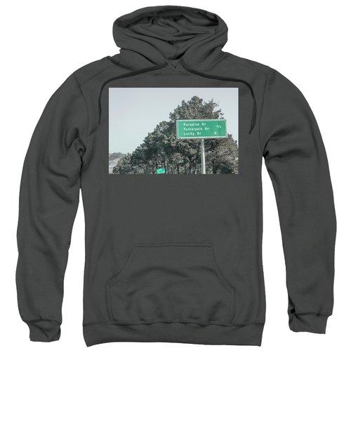 California Traveling Sweatshirt