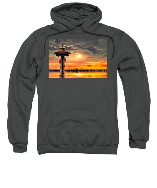 Calm After The Storm Sweatshirt